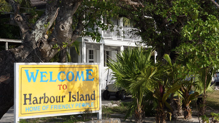 Welcoming Harbour Island